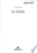 libro El Clima