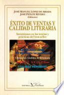 libro Éxito De Ventas Y Calidad Literaria