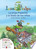libro La Bruja Peperina Y La Fiesta De Los Niños