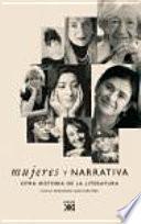 libro Mujeres Y Narrativa