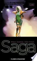 libro Saga