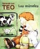 libro Teo. Los Animales