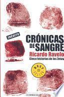libro Crónicas De Sangre