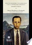 Manuel Bandeira Y Sus Diálogos Con La Literatura Española