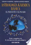 libro Astrología Kármica Básica