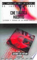 libro Cine Y Música Malditos