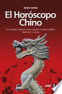 libro El Horóscopo Chino