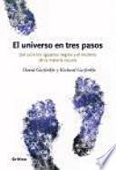 libro El Universo En Tres Pasos