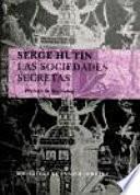 libro Las Sociedades Secretas