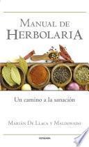 libro Manual De Herbolaria