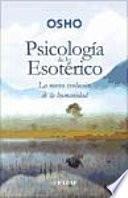 libro Psicología De Lo Esotérico