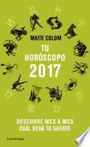 libro Tu Horóscopo 2017