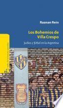 libro Los Bohemios De Villa Crespo