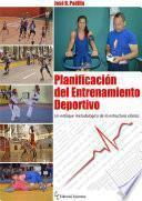 libro Planificación Del Entrenamiento Deportivo