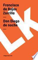 libro Don Diego De Noche