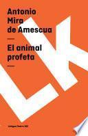libro El Animal Profeta