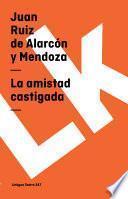 libro La Amistad Castigada