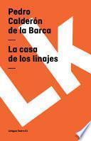 libro La Casa De Los Linajes