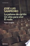 libro La Paloma De Cartón | Un Sitio Para Vivir | El Nudo