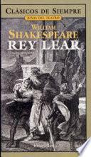 libro Rey Lear/ King Lear