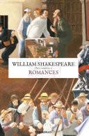 libro Romances (obra Completa Shakespeare 4)