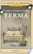 libro Yerma