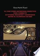 libro El Cine Como Estrategia Didáctica Para Combatir Actitudes Racistas Y Xenófobas Entre El Alumnado De Eso