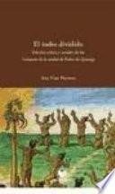 libro El Indio Dividido