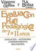 libro Evaluación Psicopedagógica De 7 A 11 Años
