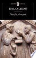 libro Filosofía Y Lenguaje