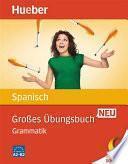 libro Großes Übungsbuch Spanisch Neu