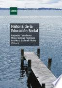 libro Historia De La EducaciÓn Social