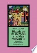 libro Historia De Las Creencias Y Las Ideas Religiosas Iii