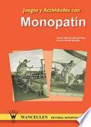 libro Juegos Y Actividades Con Monopatín