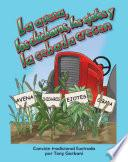 libro La Avena Y Los Guisantes Y La Cebada Crecen Lap Book / Oats And Peas And Barley Grow Lap Book
