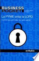 libro La Pyme Ante La Lopd