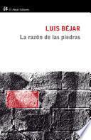 libro La RazÃ3n De Las Piedras