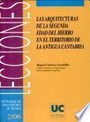 libro Las Arquitecturas De La Segunda Edad Del Hierro En El Territorio De La Antigua Cantabria