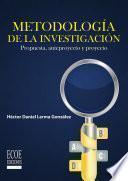 libro Metodología De La Investigación