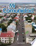 libro Mi Comunidad