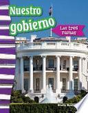 libro Nuestro Gobierno: Las Tres Ramas (our Government: The Three Branches) 6 Pack