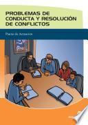 libro Problemas De Conducta Y Resolución De Conflictos