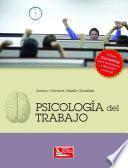 libro Psicología Del Trabajo