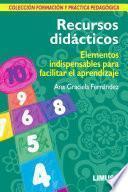 libro Recursos DidÁcticos