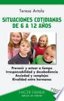 libro Situaciones Cotidianas De 6 A 12 Años