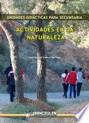 libro Unidades Didácticas Para Secundaria: Actividades En La Naturaleza