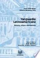 libro Vanguardia Latinoamericana