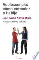 libro Adolescencia: Cómo Entender A Tu Hijo
