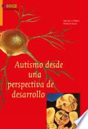 libro Autismo Desde Una Perspectiva De Desarrollo