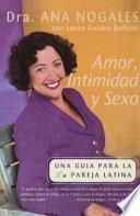 libro Dra. Ana Nogales Amor, Intimidad Y Sexo